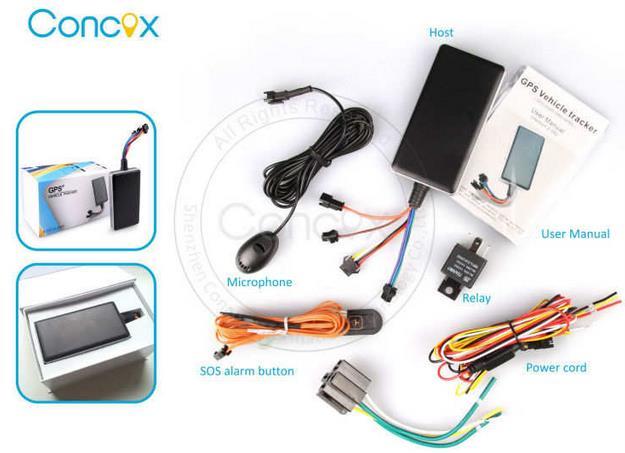 gps smart tracker gt06N